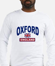 Oxford England Long Sleeve T-Shirt