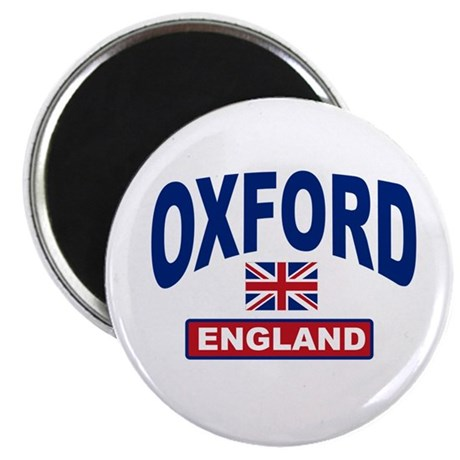 Oxford England Magnet