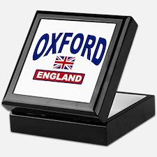 Oxford England Keepsake Box