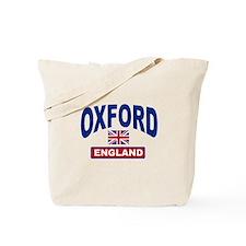 Oxford England Tote Bag