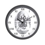 Masonic Brother George Washington Wall Clock