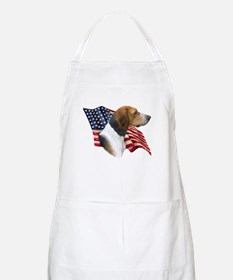 Am Foxhound Flag BBQ Apron