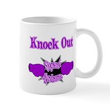 Knock Out Sjogrens Syndrome purple.png Mugs