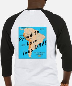 """""""Incan With Pride"""" Baseball Jersey"""
