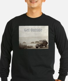 FJ40 Get Outside Long Sleeve T-Shirt