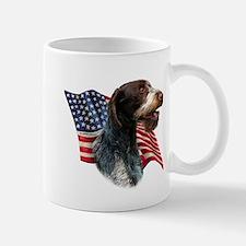 Wirehaired Flag Mug