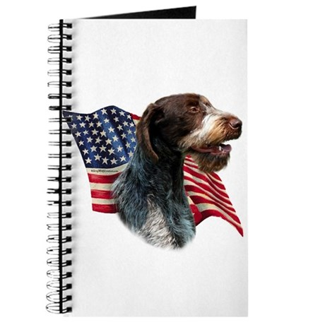 Wirehaired Flag Journal