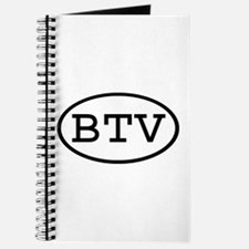 BTV Oval Journal