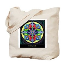 """Healing"" by Anya Nadal Tote Bag"