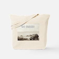 Unique Explore Tote Bag