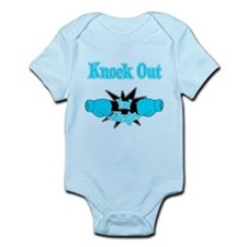 Knock Out Food Allergies teal.png Body Suit
