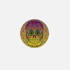 Sugar Skulls Mini Button