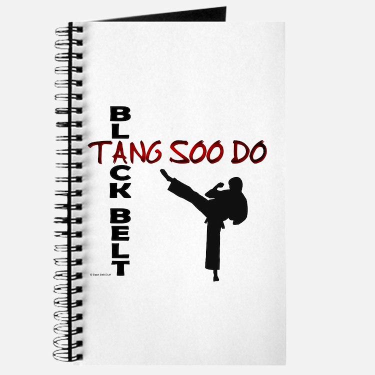 Tang Soo Do Black Belt 2 Journal