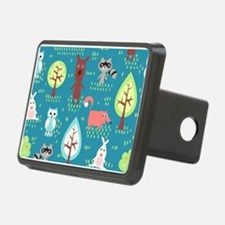 Woodland Animals Hitch Cover