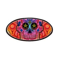 Sugar Skulls Patches