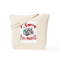 Flea Markets Tote Bag