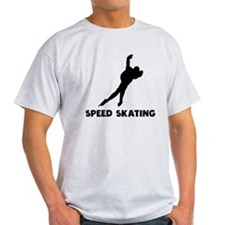 Speed Skating T-Shirt