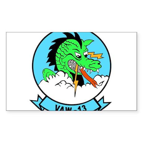 vaw-13 Sticker