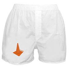 Beware Cone Boxer Shorts