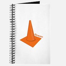 Beware Cone Journal