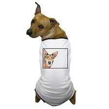 Ziva the Kaleidoscope kind multi-mix Dog T-Shirt