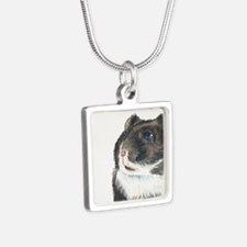 Hammie the eager entertainer hamster Necklaces