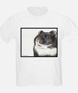Hammie the eager entertainer hamster T-Shirt