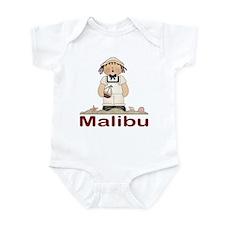 Malibu California Infant Bodysuit