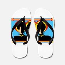 Three Graces Flip Flops