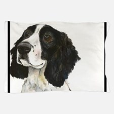 Oscar the bouncing buddy Springer Pillow Case
