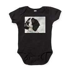 Oscar the bouncing buddy Springer Baby Bodysuit