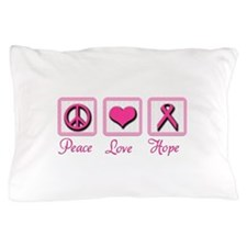 PeaceLoveHope.PNG Pillow Case