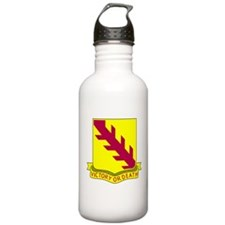 32nd armor.png Water Bottle