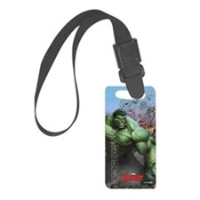 Avengers Incredible Hulk Luggage Tag