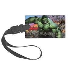 Avengers Incredible Hulk Luggage Tag