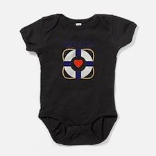 Set Sail Baby Bodysuit