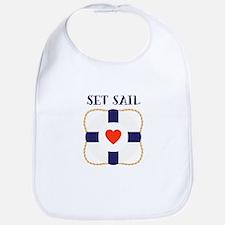 Set Sail Bib
