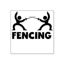 Fencing Sticker