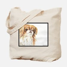 Sadie the irrepressible idol chin Tote Bag