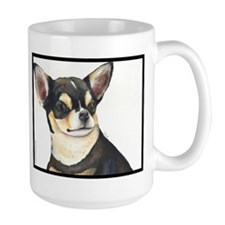 Peanut the mood-boosting model chihuahua Mugs