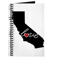 California Love Journal