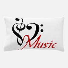 2-music.PNG Pillow Case
