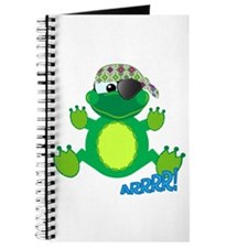 Goofkins Froggy Frog Pirate Journal