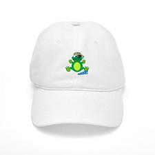 Goofkins Froggy Frog Pirate Baseball Cap