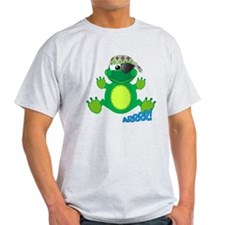 Goofkins Froggy Frog Pirate T-Shirt
