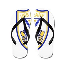 DLG-16 USS LEAHY Guided Missile Leading Flip Flops