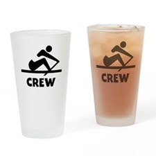 Crew Drinking Glass