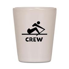 Crew Shot Glass