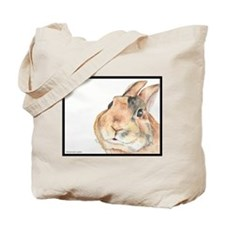 Rascals the Frisky Following Harlequin Tote Bag