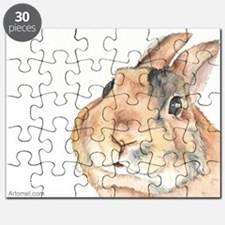 Rascals the Frisky Following Harlequin Puzzle